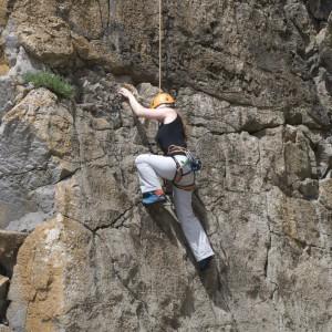 7. Rock Climbing taster days