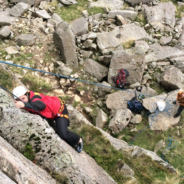 Introduction to Rock Climbing weekends