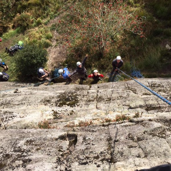 Intro to climbing North Wales