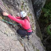 rock climbing intro