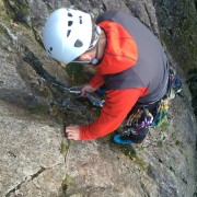 Rock climbing skills