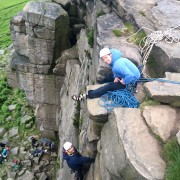 Learn to lead peak district