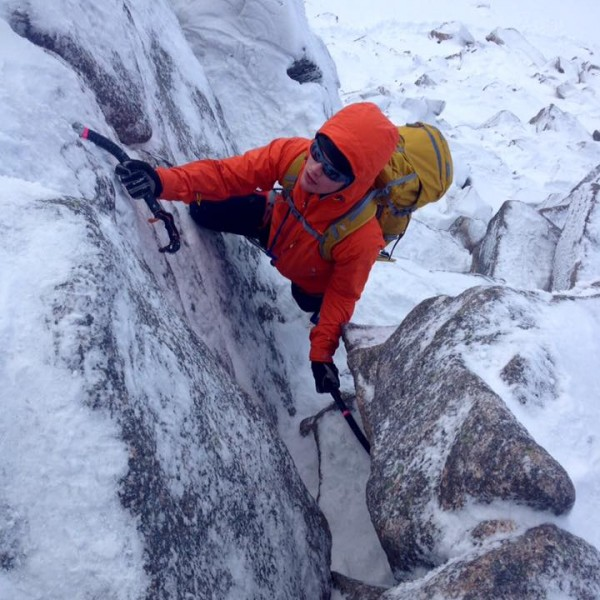 Winter Mountaineering Cairngorms