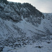 Cainrgorms winter climbing 2