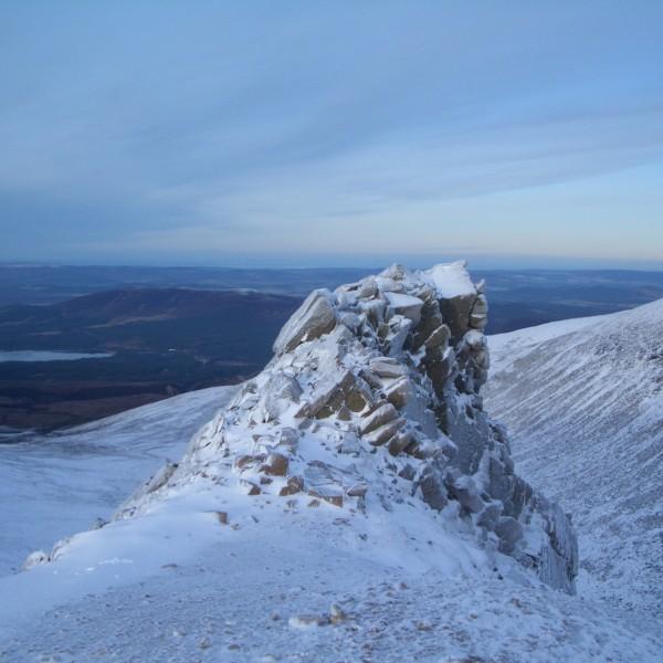 Cairngorms Winter Mountaineering