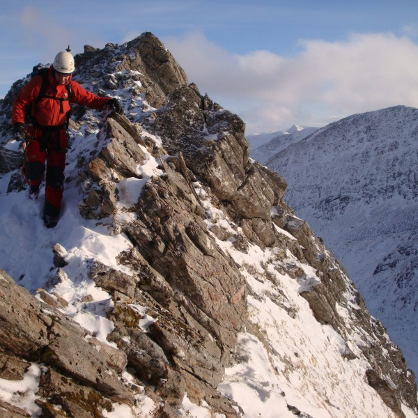Winter Mountaineering 1