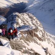 Winter Climbing Scotland